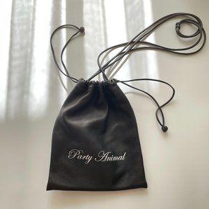 Alexander Wang party animal leather bag